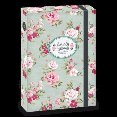 Ars Una Vintage Rose A5 Füzetbox