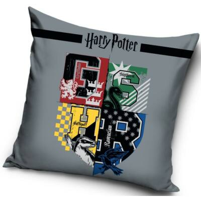 Harry Potter párnahuzat 40x40 cm