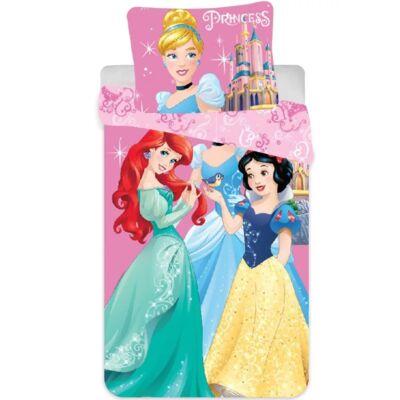 Disney Hercegnők ovis ágyneműhuzat garnitúra 90x140