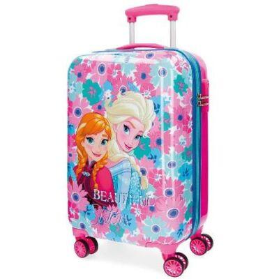 Disney Frozen 4-kerekes gyermekbőrönd 55 cm