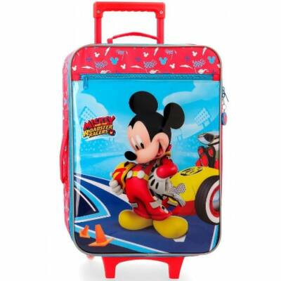 Disney Mickey Let's Roll gyermekbőrönd