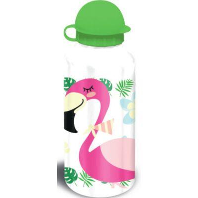 Alumínium kulacs Flamingo, flamingó rózsaszín 500ml
