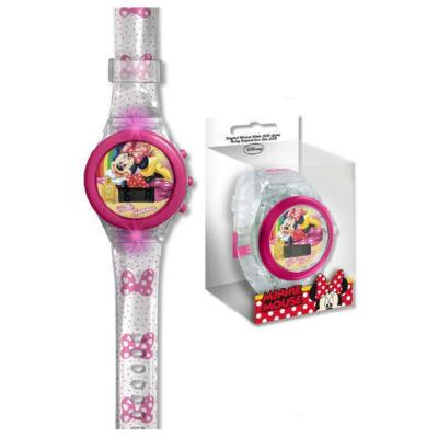 Disney Minnie Digitális LED karóra