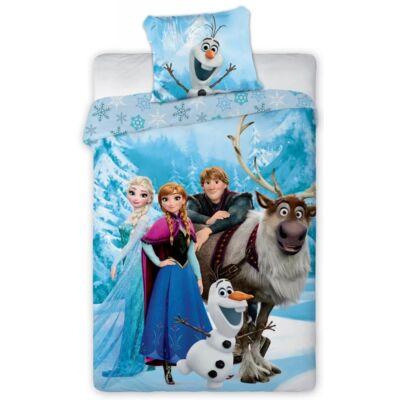 Jégvarázs gyermek ágyneműhuzat garnitúra 140x200