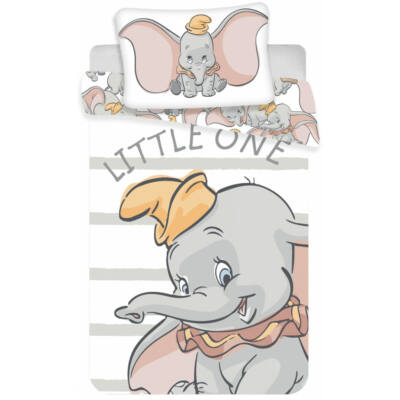 Disney Dumbo ovis ágyneműhuzat garnitúra 100x135