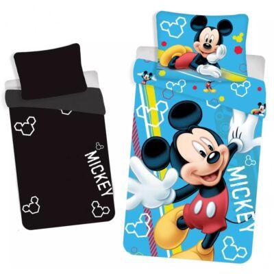Disney Mickey sötétben világítós ágyneműhuzat garnitúra 140x200