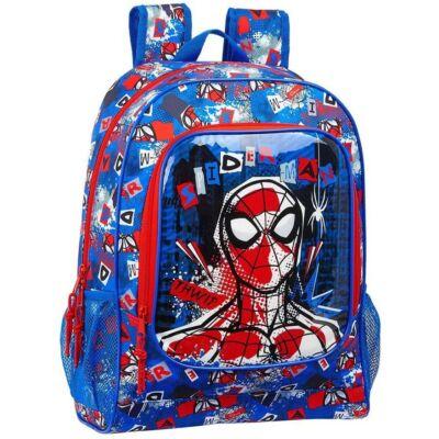 Pókember iskolatáska