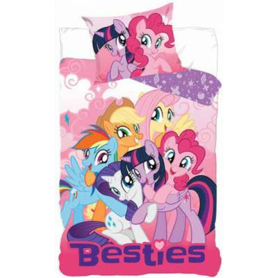 My Little Ponys ovis ágyneműhuzat garnitúra 90x140