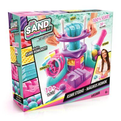 So Sand ASMR mágikus homok érzékelés stúdió