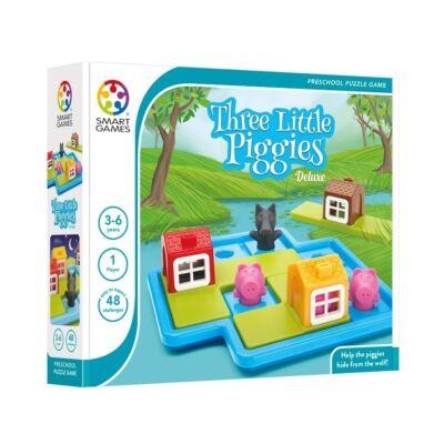 Smart Games Három kismalac logikai játék