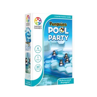 Smart Games Pingvin Fürdő logikai játék