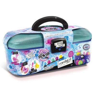 So Bomb fürdőgolyó szett bőröndben 5 db-os