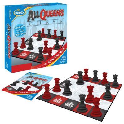 Thinkfun All Queens Chess társasjáték