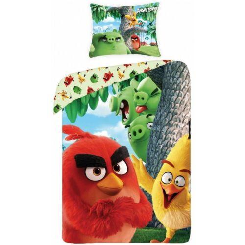 Angry Birds gyermek ágyneműhuzat garnitúra 140x200 d5fce73c33