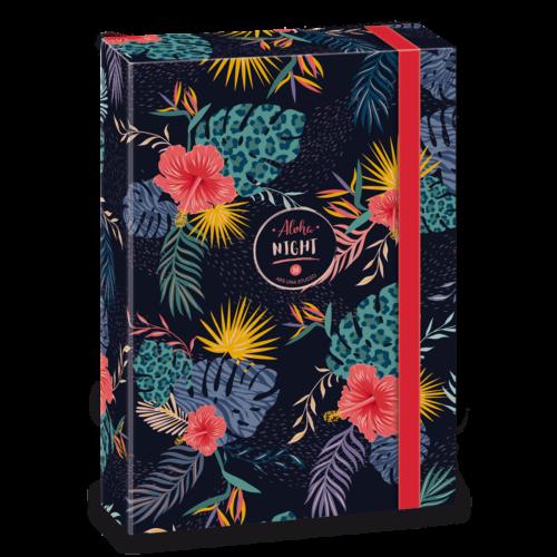 Ars Una Aloha Night A4 Füzetbox