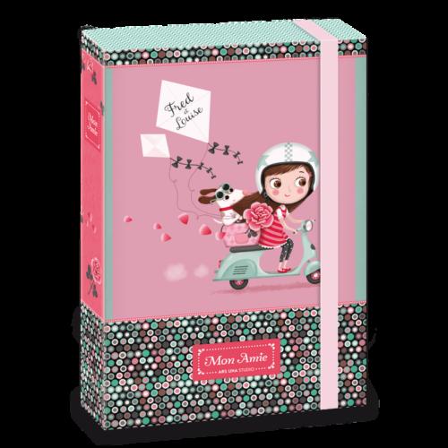 Ars Una Mon Amie A5 Füzetbox