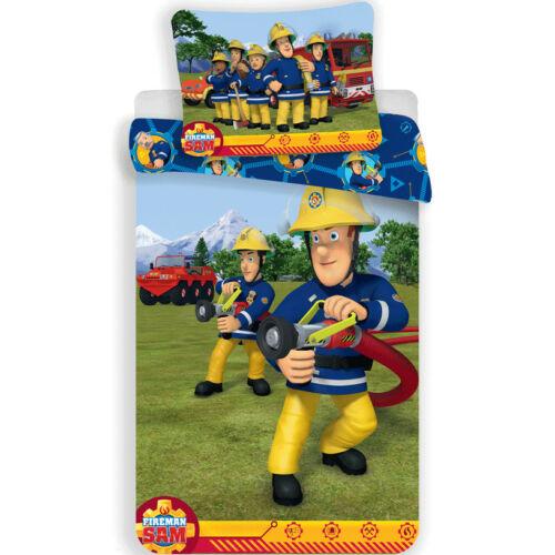 Sam a Tűzoltó ovis ágyneműhuzat garnitúra 100x135