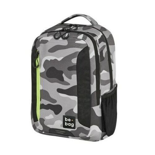 Be.Bag Be.Adventurer iskolai hátizsák - Camouflage