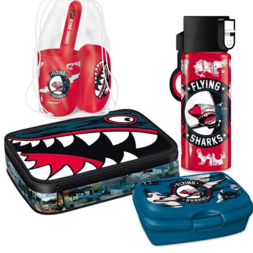 Ars Una Flying Sharks iskolai csomag