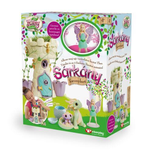 My Fairy Garden Sárkány toronykert