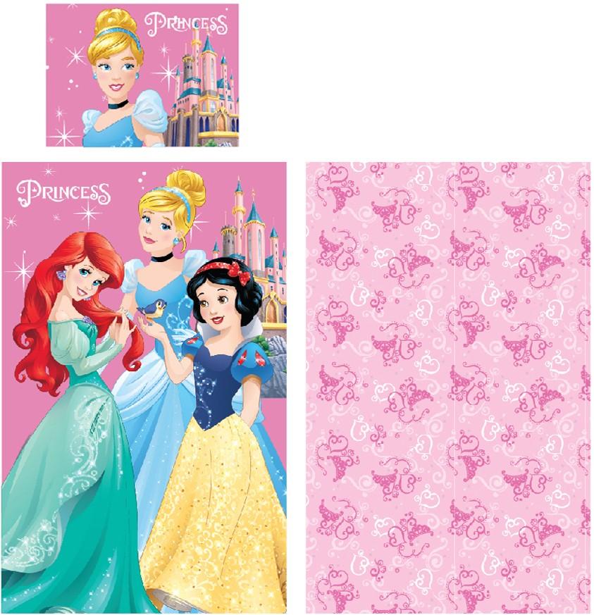 Disney Hercegnők ovis ágyneműhuzat garnitúra 90x140 699e7e1e84