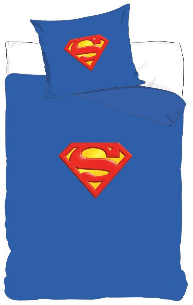 Superman gyermek ágyneműhuzat garnitúra 140x200 f10edb1f10